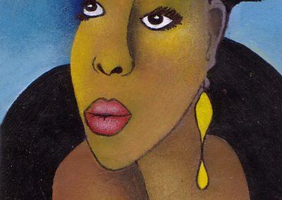 Lady Midnight by Mucha Kachidza, 2007