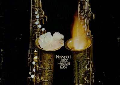 Newport Jazz Festival program. 1967