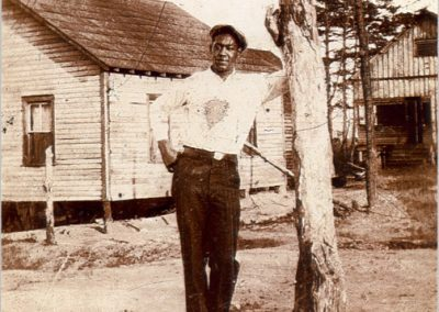 Nina Simone Birthplace, circa 1940