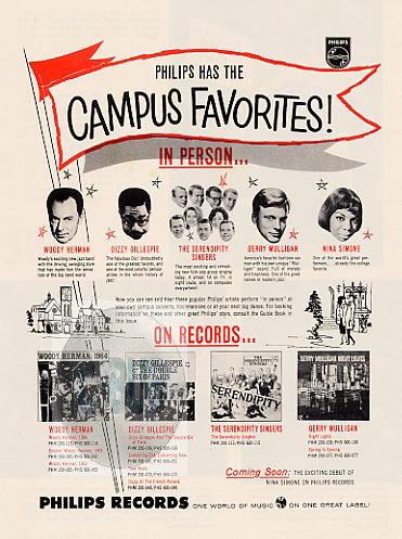 Campus Favorities industry poster