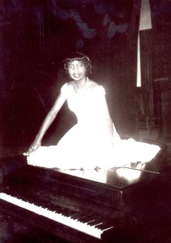 Eunice Waymon, Age 16