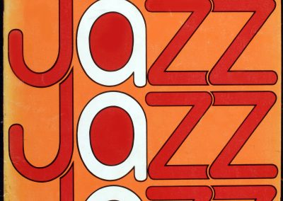 11th Annual Ohio Jazz Festival program. 1970. Gift by NSP to PCHA
