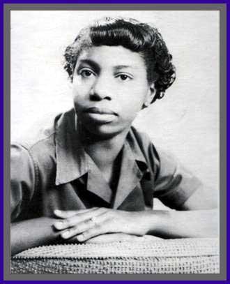 Eunice Waymon age 12