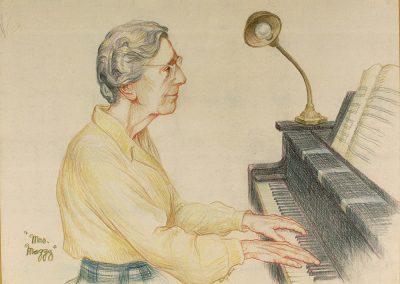 Muriel Mazzanovich