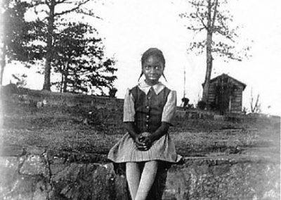 Eunice Waymon - 8 years