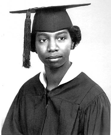Eunice Waymon (aka Nina Simone) Valedictorian