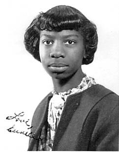 Eunice Waymon – age 14